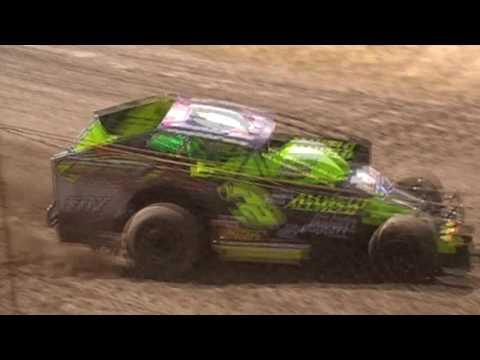 Tim Morse Turning Laps at Lismore Speedway - 04.11.16