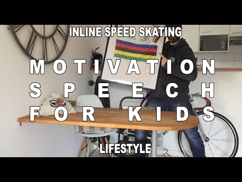 Motivation Speech for Kids (Pascal Briand Vlog 20)