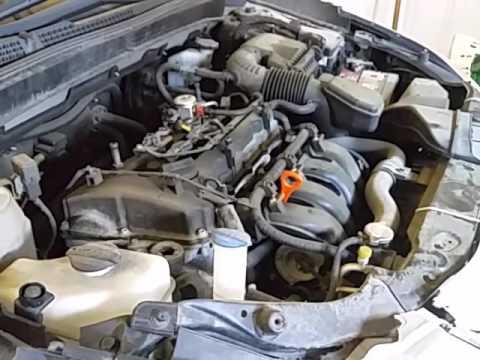 Ch0681 2011 Hyundai Sonata Gls 2 4l Engine Youtube