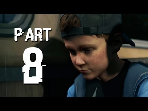 Watch Dogs Walkthrough Part 8 - HANG ON KIDDO