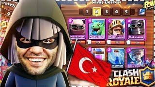 GAME SHIP IN TURKEY BY 🇹🇷 !! - Clash Royale
