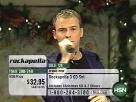 Silver Bells - Rockapella on HSN