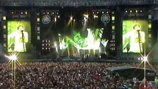 DIE TOTEN HOSEN - Köln  Rhein Energie Stadion  29/06/2013 Paradies + Niemals einer meinung