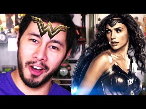 WONDER WOMAN | GAL GADOT | NON-SPOILER MOVIE REVIEW