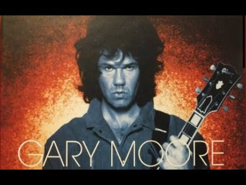 Gary Moore ~ Trouble Ain