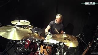 Jerzy Piotrowski (SBB) - Drum Solo Live for BeatIt