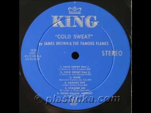 "James Brown - ""Cold Sweat"" (part 1 & 2)"