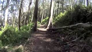 San Francisco Mountain Bike Loop