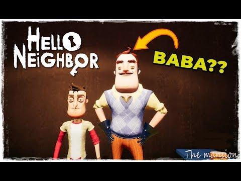 Hello Neighbor | WILSON BİZİM BABAMIZ OLDU! - MODS [Türkçe] #118