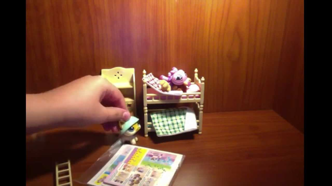 Opening Sylvanian Families Childrenu0027s Bedroom Furniture   YouTube