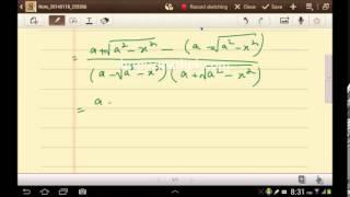 P Math Class 9  Exr  Review 4  Q 8 2