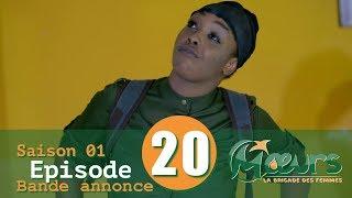MOEURS, la Brigade des Femmes - saison 1 - épisode 20 : la bande annonce