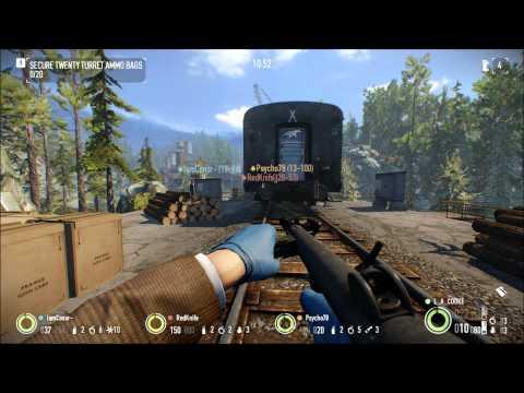PAYDAY 2: Train Heist, Death Wish, Stealth, No Civ Kills (PC)