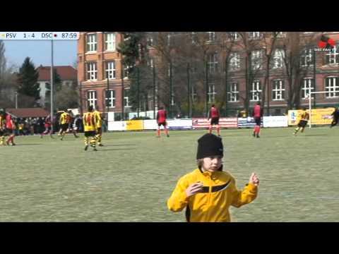 Tor: Post SV 1:4 Dresdner SC - 27.03.2011