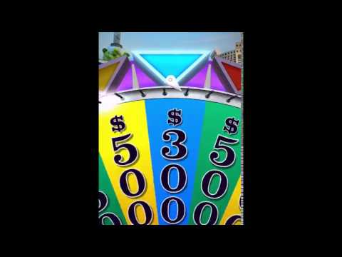 Wheel of Fortune Free Play Game Video