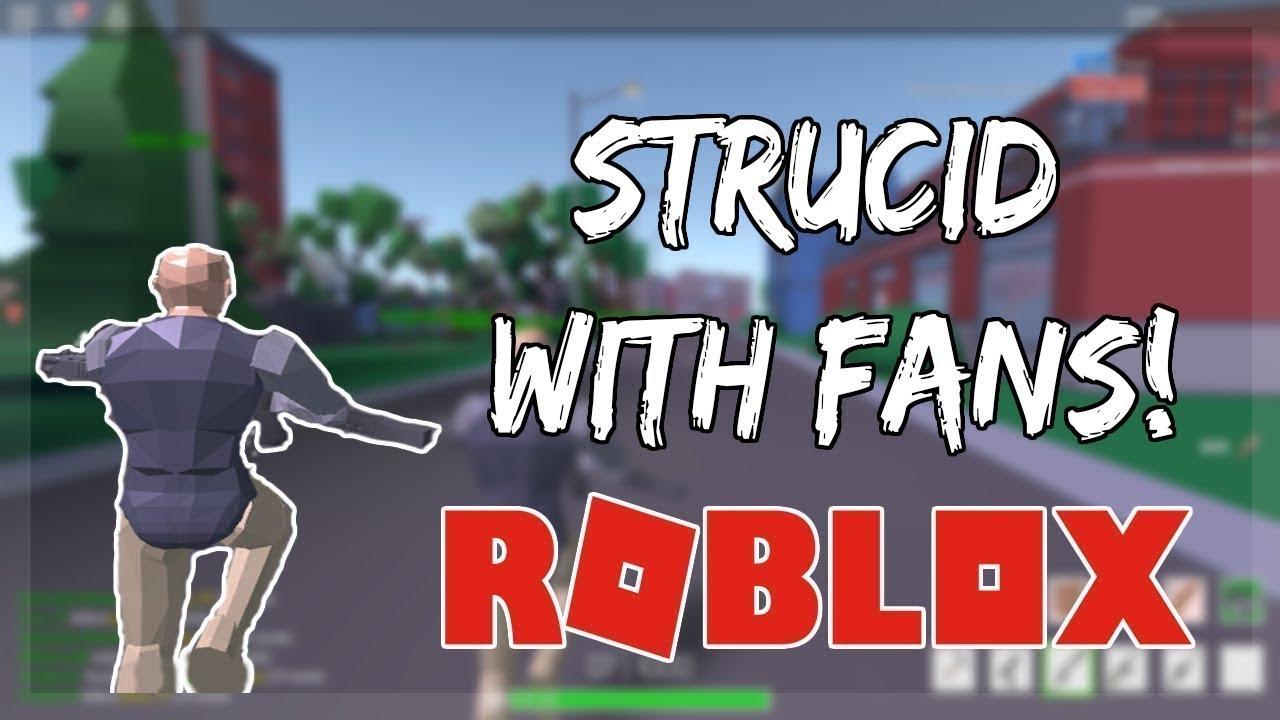strucid  youtube