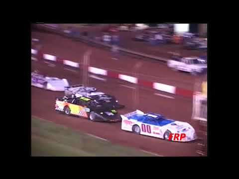 Dixie Speedway Woodstock Ga Dixie Shootout Lucas Oil Dirt Late Models Heats 10 8 05