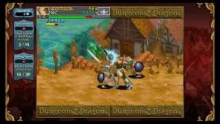 Dungeons & Dragons Chronicles of Mystara Gameplay (PC HD)