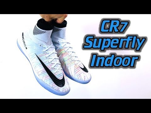 INDOOR SUPERFLY! - CR7 Nike MercurialX Proximo 2 (Chapter 5: Cut to  Brilliance) - Review + On Feet