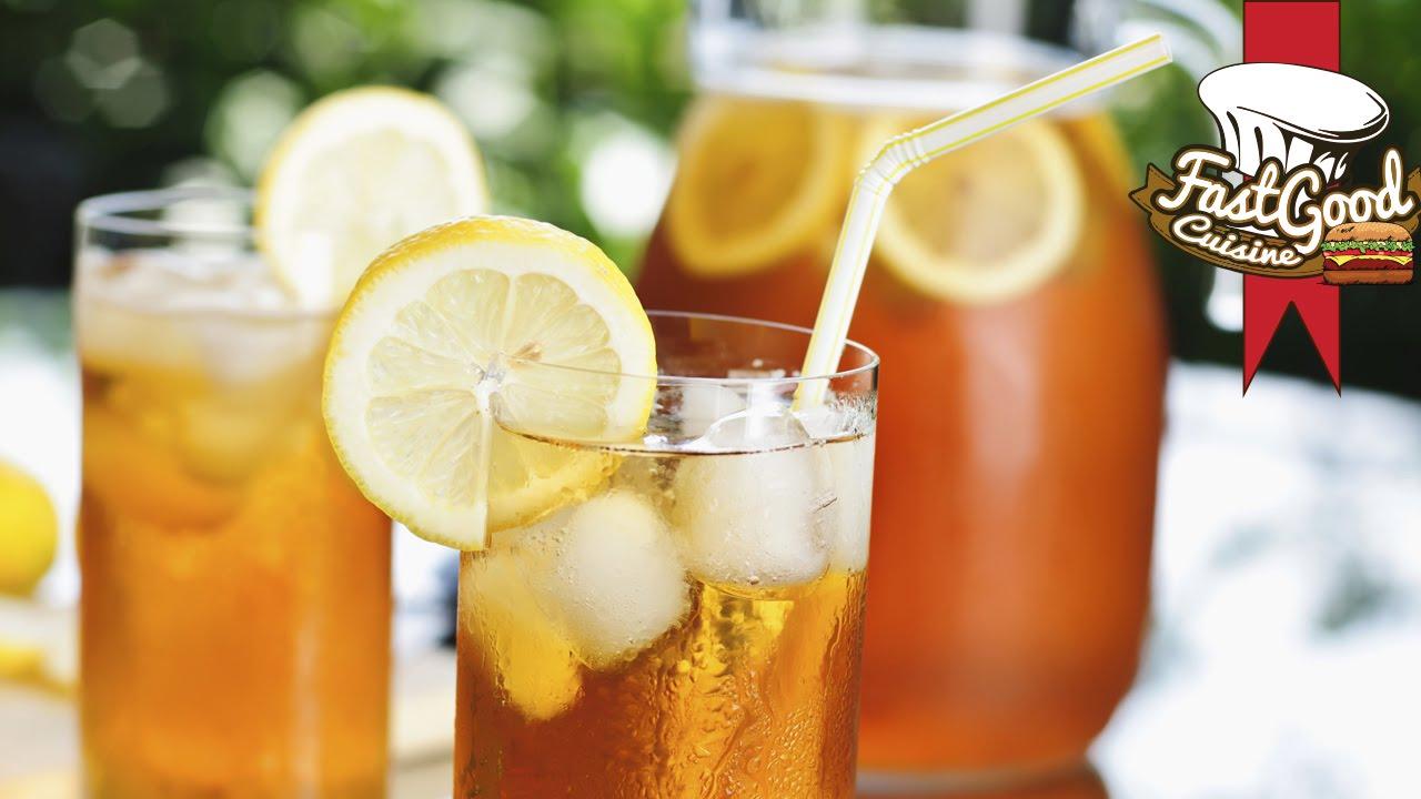 Long Island Ice Tea Mason Jar