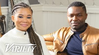 Storm Reid and David Oyelowo on the Shocking Opening of 39Don39t Let Go39