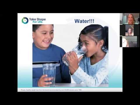 Kids getting healthy