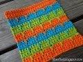 Episode 81: How to Crochet the Bahama Stripe Dishcloth