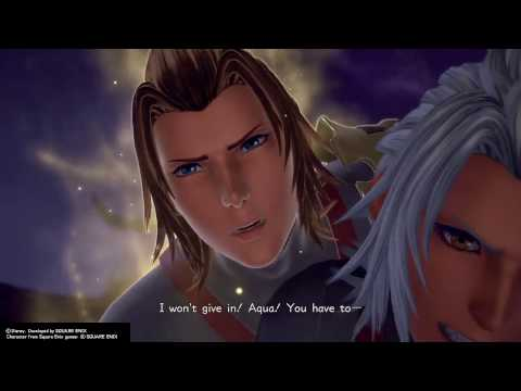 KINGDOM HEARTS HD 2.8 FINAL CHAPTER PROLOGUE Terra and Ventus' Fate PS4 HD
