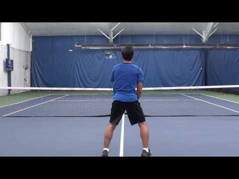 Liam Lynch  College Tennis Recruiting Video - Class of Fall 2017