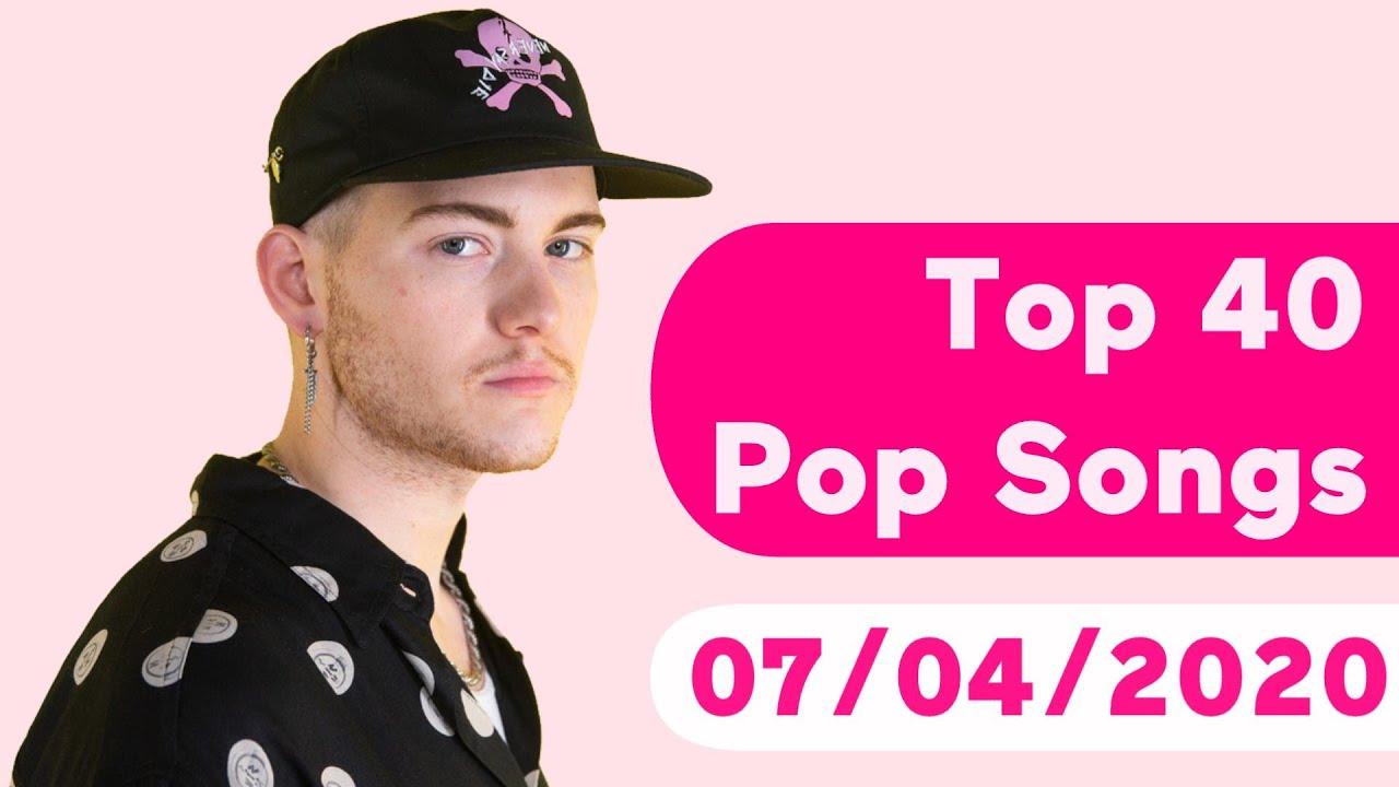 US Top 40 Pop Songs (July 4, 2020)