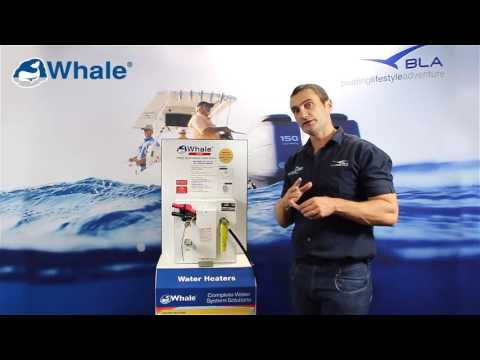 BLA - Trade Talk - WHALE 12V Water Heater