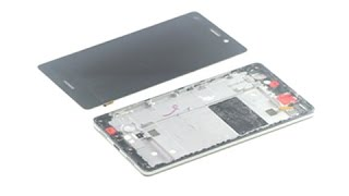 How to Repair Huawei P8 Lite LCD Screen