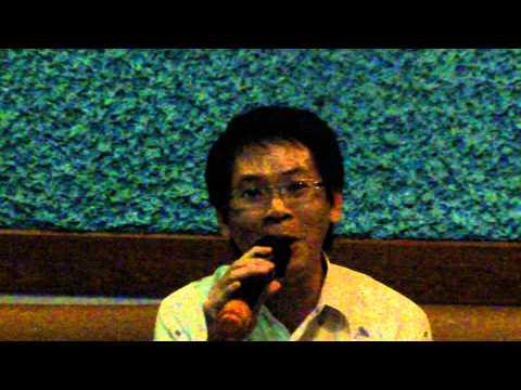 Karaoke in Ho Chi Minh city part 1