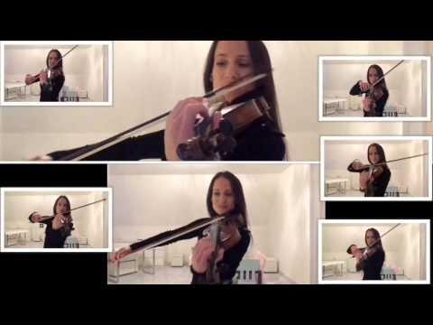 A Great Big World & Christina Aguilera - Say Something (Violin- violon)