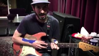 A LINE IN THE SAND GUITAR SOLO TUTORIAL | Linkin Park