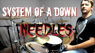 s o a d needles drum cover