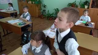 Фрагмент урока по русскому языку по Теме Предлоги Катеренчук А А