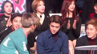 Download Video EXO Sehun X TWICE Tzuyu - I Can Only See You MP3 3GP MP4