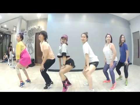คลาสเต้นออกกำลังกาย OH NANA + BUM BUM - نقازي || Dj 6RB REMiX