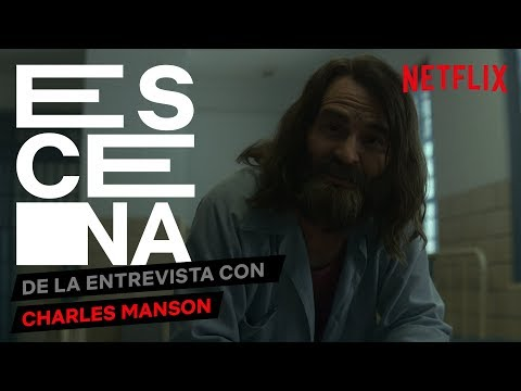 Los agentes Ford y Tench entrevistan a Charles Manson | MINDHUNTER | Netflix España