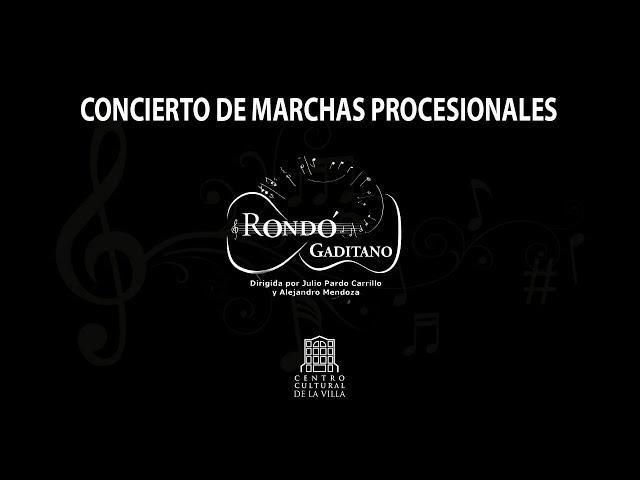 Orquesta de Pulso y Púa Rondó Gaditano