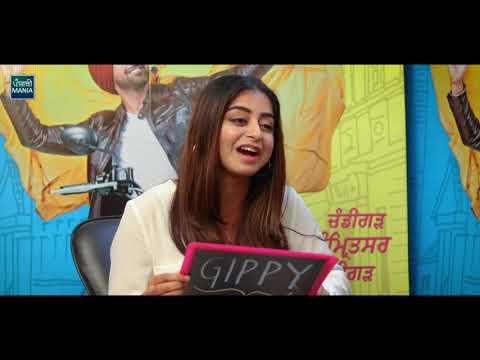 Chandigarh Amritsar Chandigarh Full Promotions Coverage By Punjabi Mania   Gippy, Sargun