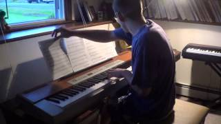 Somewhere Out There (An American Tail) ~ Piano Solo HD