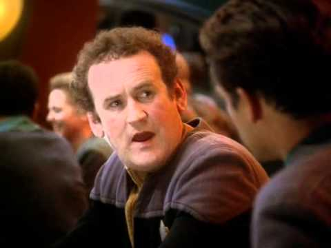 Star Trek DS9 - O'Brien and Bashir Talking About Intelligence