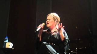 Adele - Take it all @ Paradiso Amsterdam 08-04-11