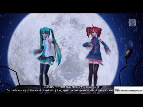 【Vocaloid】【UTAU】World's End Dancehall【Miku Hatsune V4x】【Teto Kasane】【PDA FT】