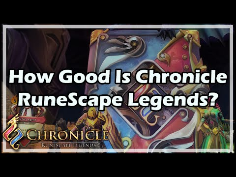 How Good Is Chronicle: RuneScape Legends?