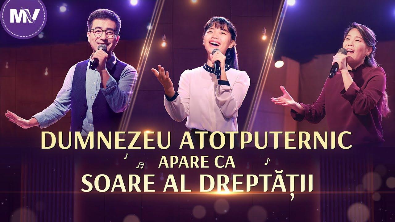 """Cântec de laudă 2020 """"Dumnezeu Atotputernic apare ca Soare al dreptății"""" Videoclip muzical"""