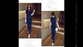 2015 Latest Sexy Rompers Womans Jumpsuits For Woman