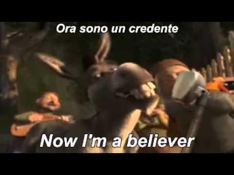 I'm A Believer Shrek ( Lyrics + Traduzione ).avi